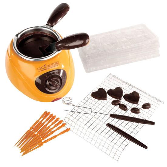 elektrisches schokoladenfondue schoko fondue elektrisch schokofondue ebay. Black Bedroom Furniture Sets. Home Design Ideas